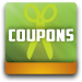 Coupons Icon Image